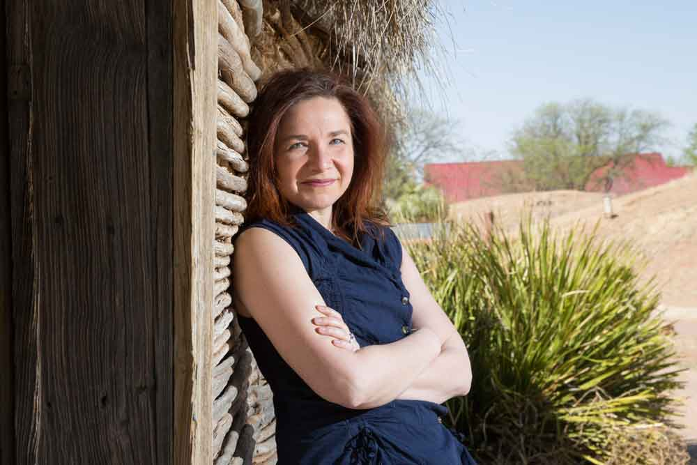 """I have made a conscious decision…that in order to convince people of the reality and the urgency of acting on climate, I am willing to walk around some very ancient and very explosive mines that divide science from faith."" - Katherine Hayhoe"