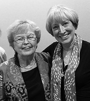 Barbara Roberts and Barbara Coombs Lee