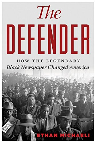 """""""The Defender"""" book cover"""