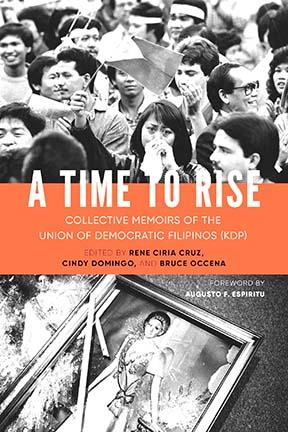 """A Time to Rise"" book cover"