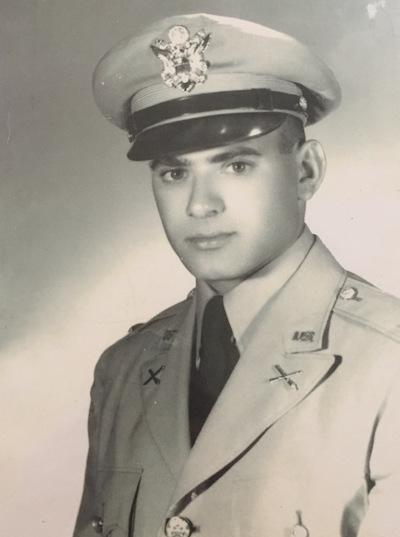 Korean War veteran A.L.