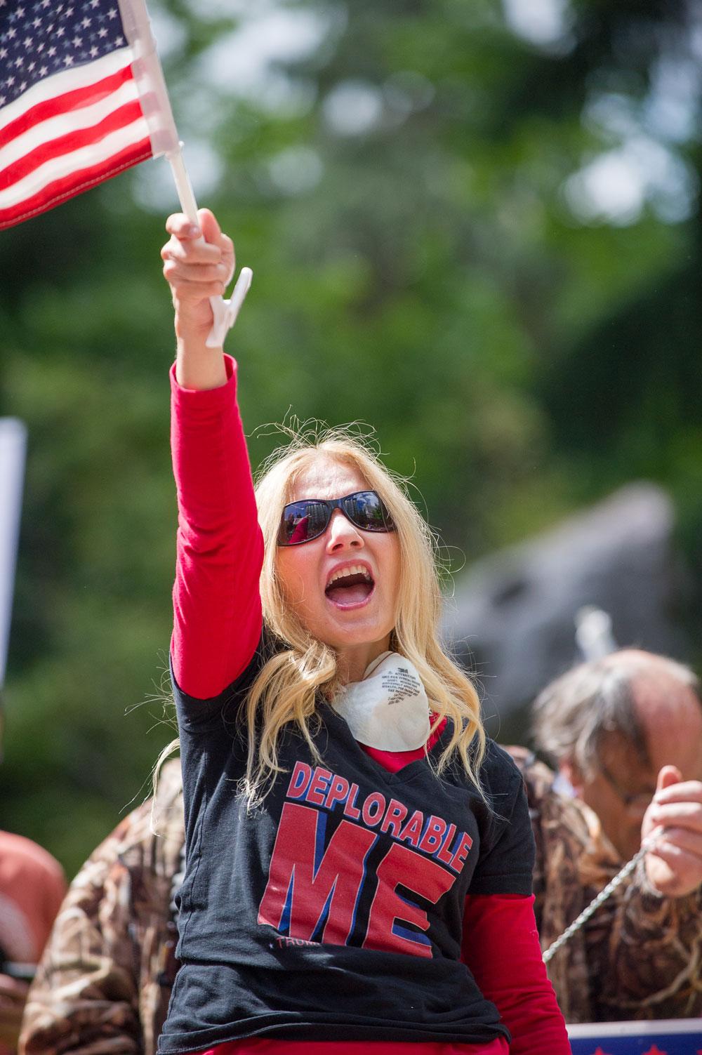 """""""Patriot Prayer"""" rally"""