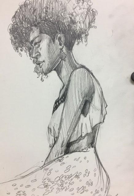 Artwork by Ona Pitschka