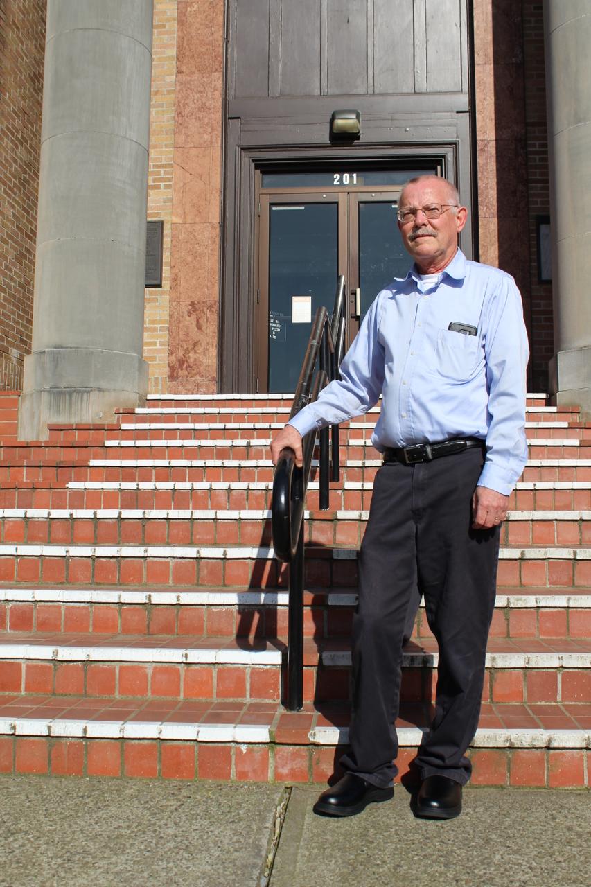 Tillamook County Commissioner Bill Baertlein