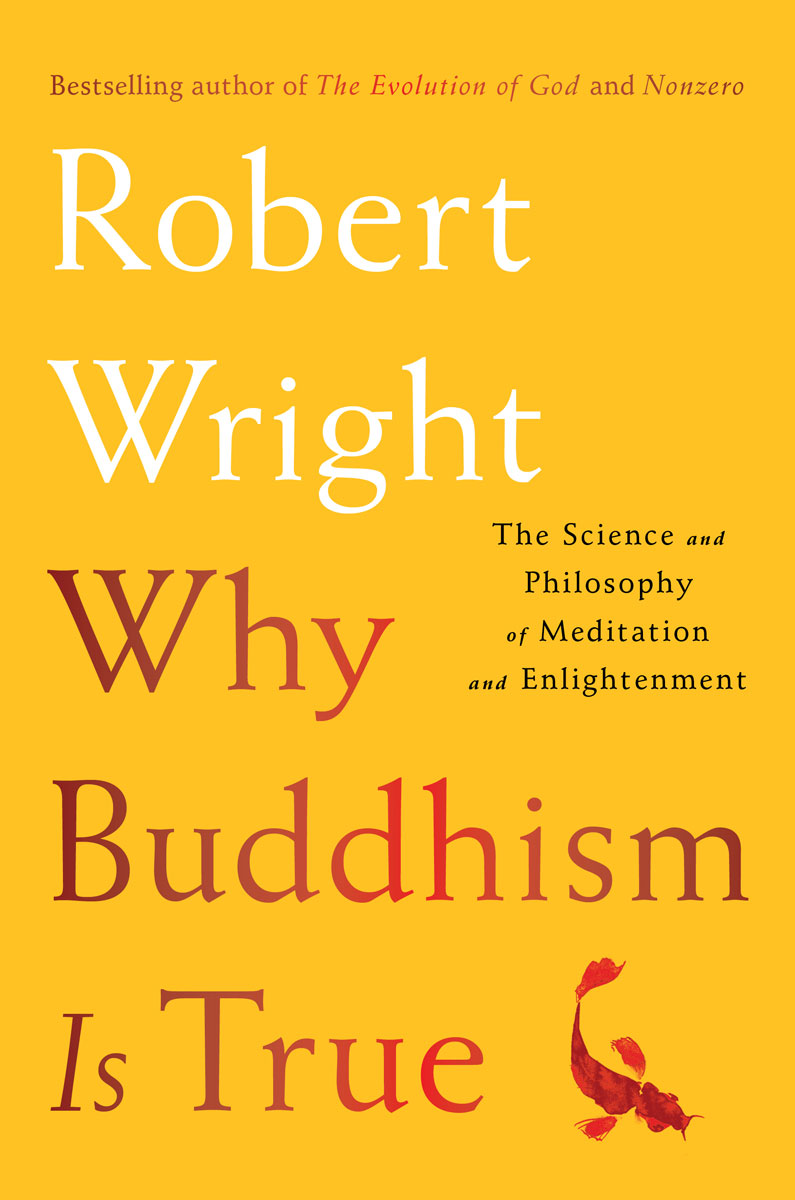 """Why Buddhism is True"" book cover"