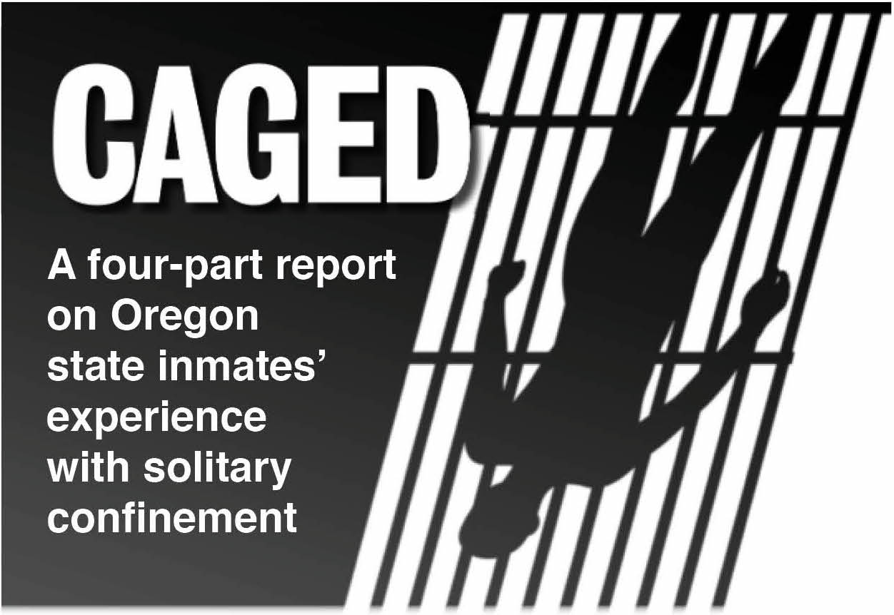 Caged: A Street Roots four-part report