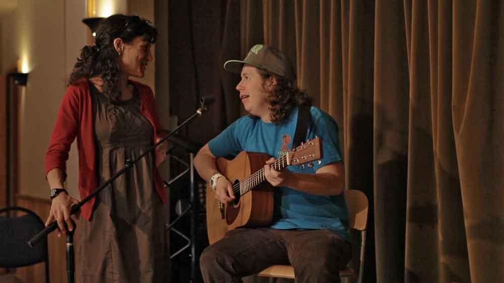 Cheryl Green and Brandon Scarth