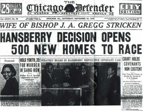 The Chicago Defender