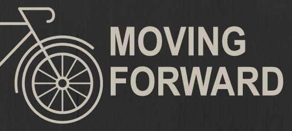 Moving Forward column logo