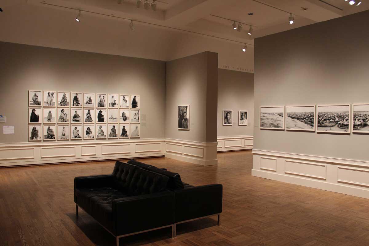 """Common Ground"" exhibit at Portland Art Museum"