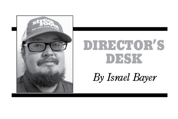 Director's Desk logo