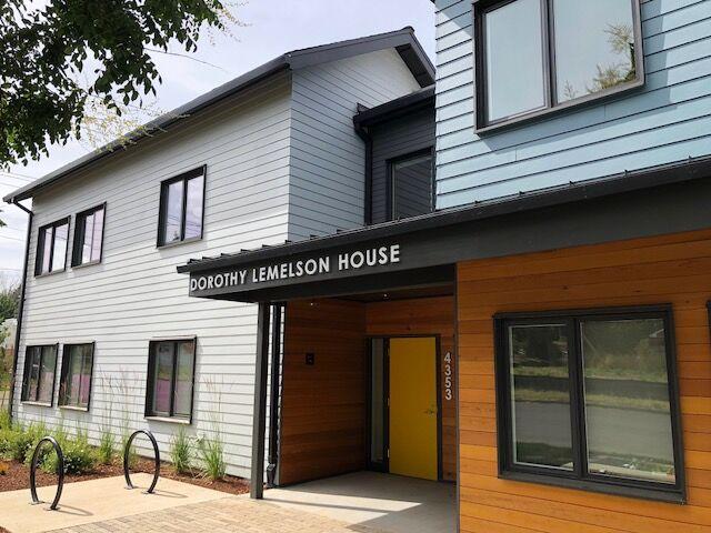 Dorothy Lemelson House