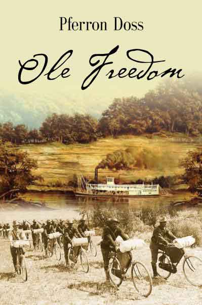 """Ole Freedom"" book cover"