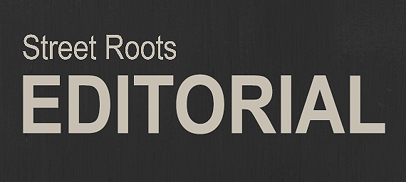 Logo: Street Roots Editorial