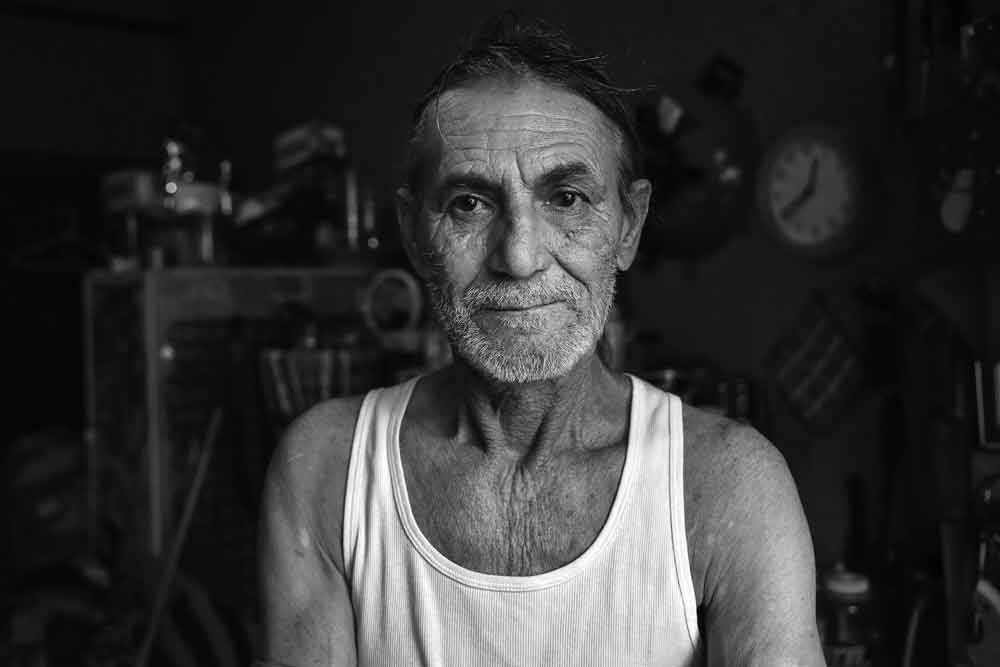 Francisco Thomas Farah, 63: Father's Day in Old Town