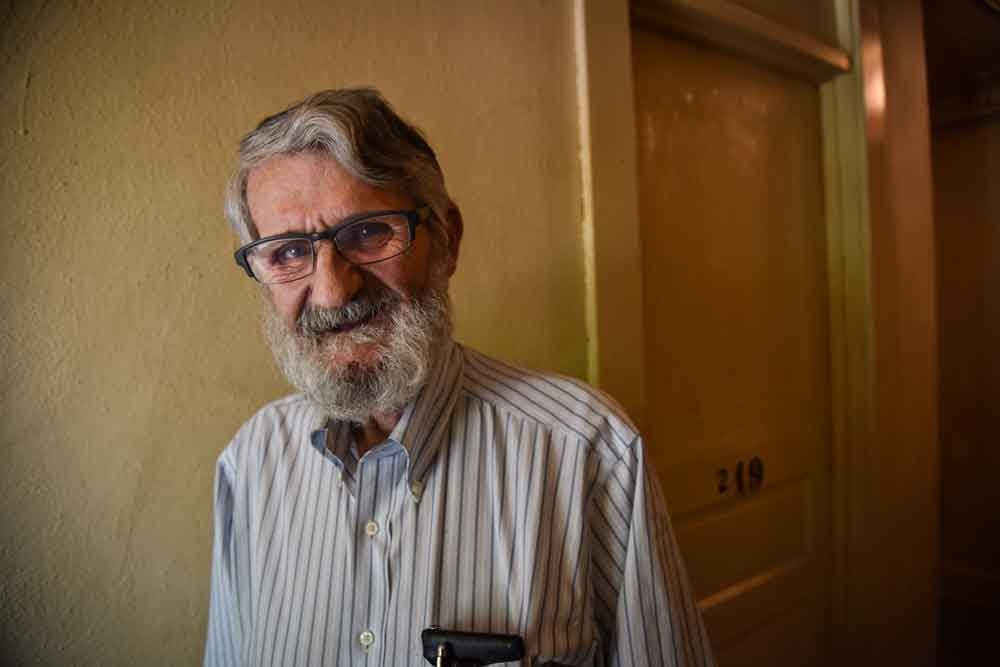 Wesley Appling, 64: Father's Day in Old Town