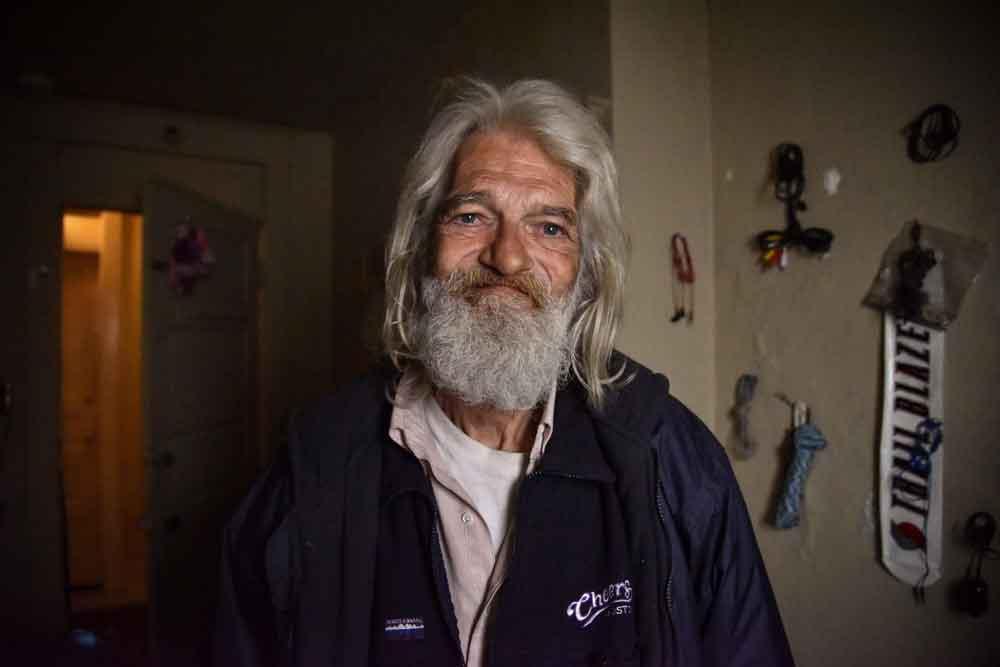 Scott Elliott, 66: Father's Day in Old Town