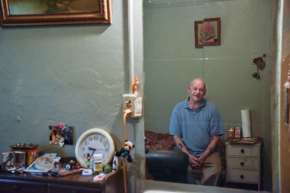 Christopher Barone, 72: Father's Day in Old Town
