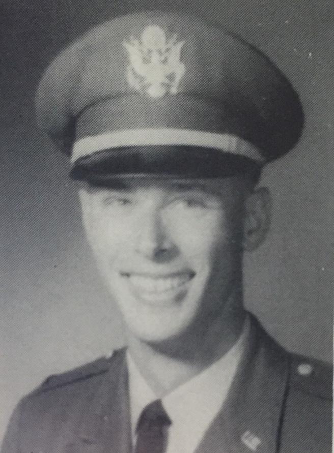 Vietnam War veteran G.E.R.