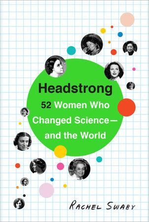 Rachel Swaby book cover