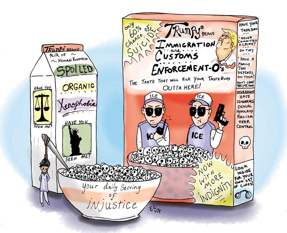 Sheeptoast editorial cartoon: May 12, 2017