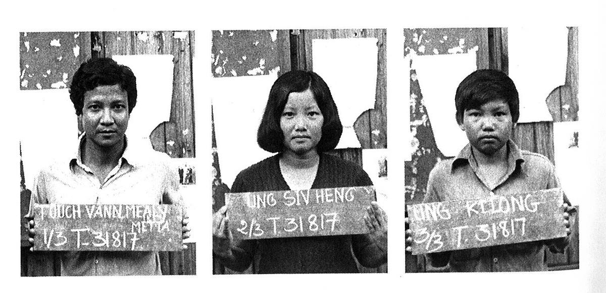 Kilong Ung at refugee camp