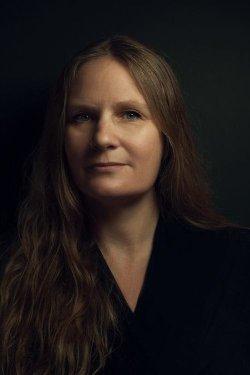 Author Lidia Yuknavitch.
