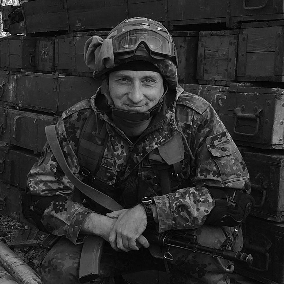 Mikhail Mitkov-Baklanovsky Ukraine Ukrainian Army aid packages Portland Slavic Community Leonid Maslov