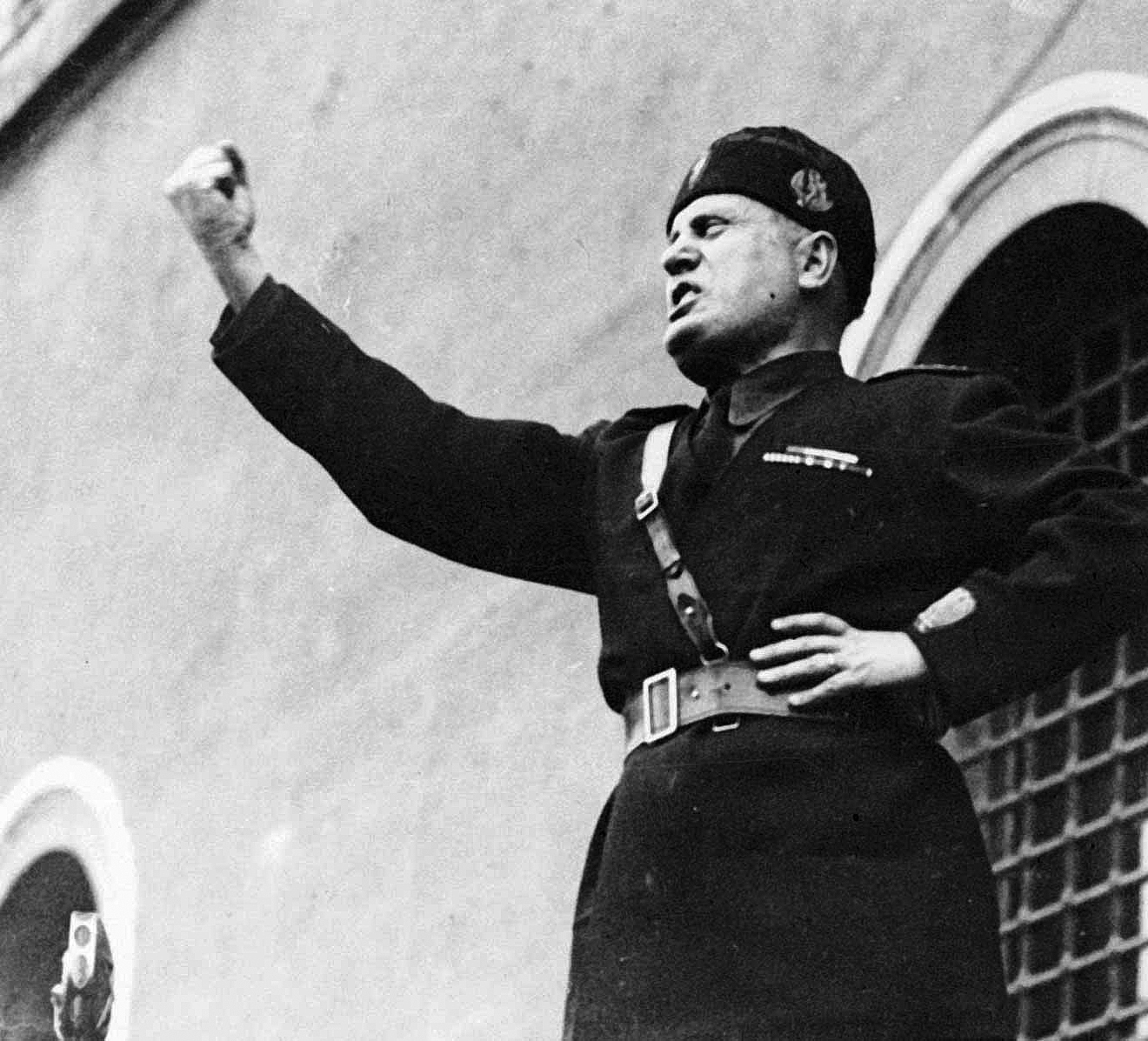 Integration Of Church And State Mussolini And Pope Pius Xi Street Roots