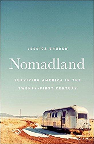 Nomadland book