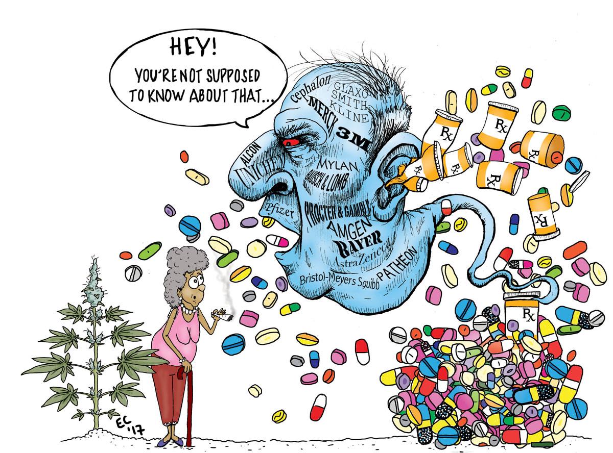 Sheeptoast editorial cartoon: June 2, 2017