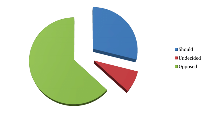 poll pie chart