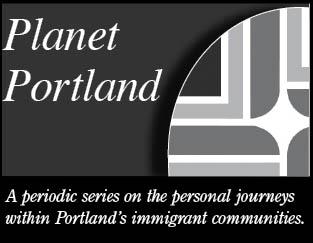 Planet Portland series logo