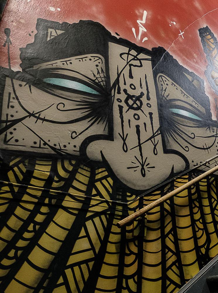 Gats mural