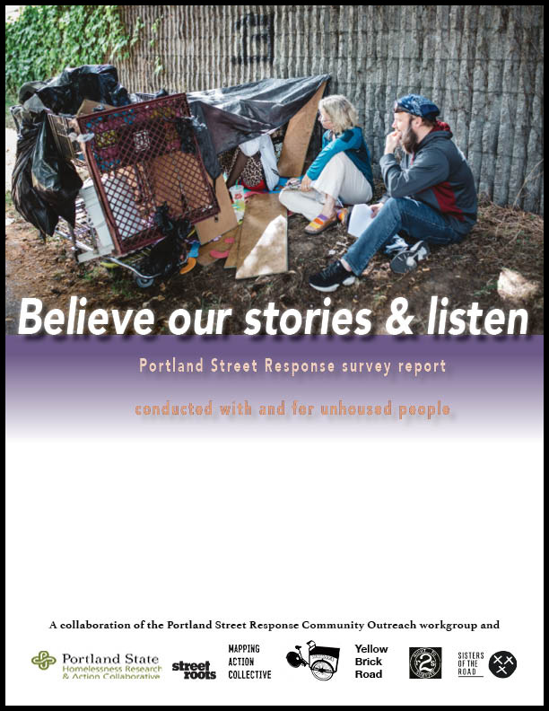 Believe our stories & listen: Report
