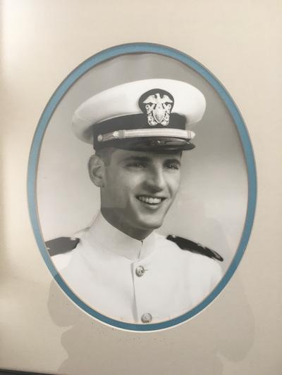 Korean War veteran R.H.P.