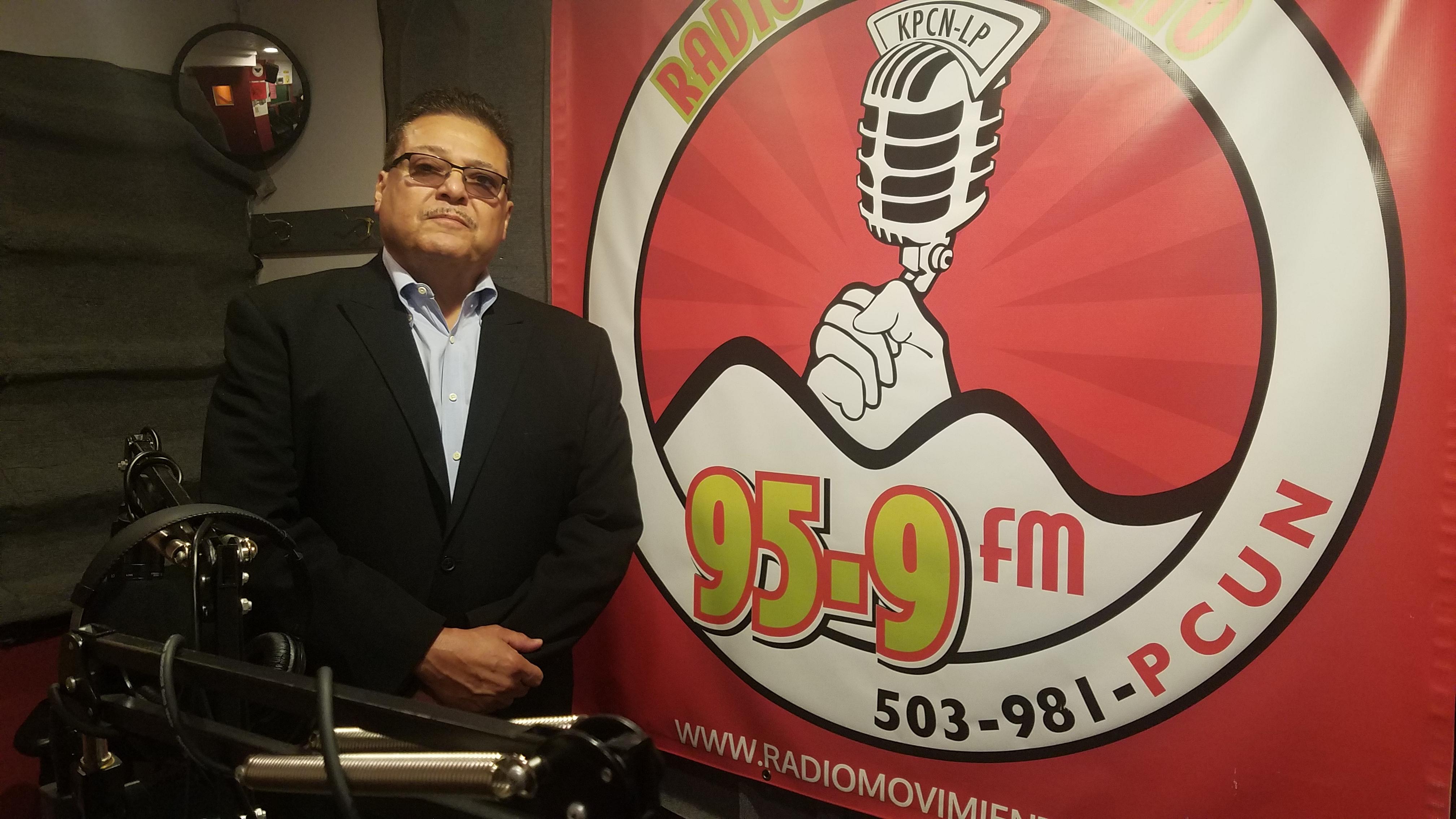 Ramón Ramírez of PCUN
