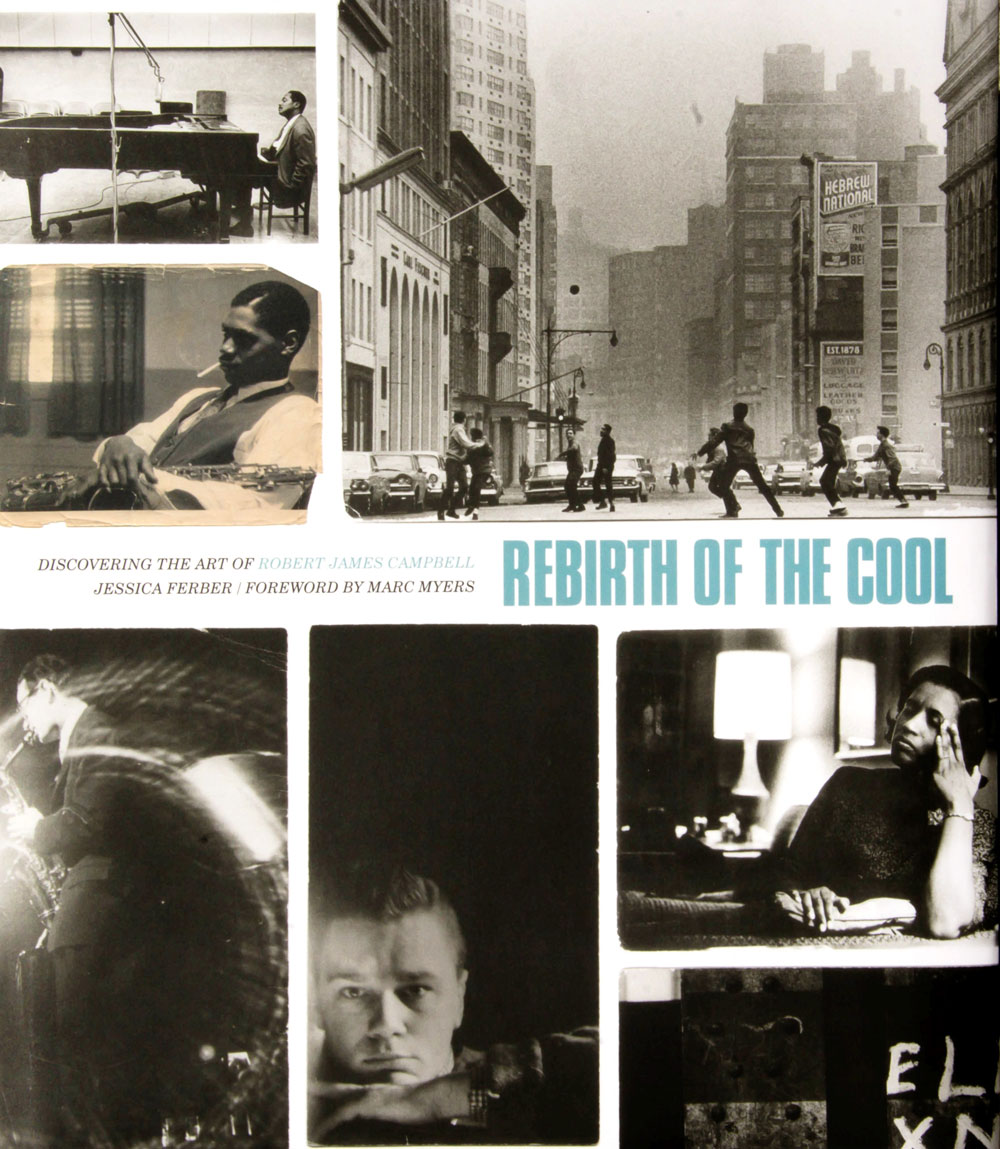 """""""Rebirth of the Cool"""" book cover"""