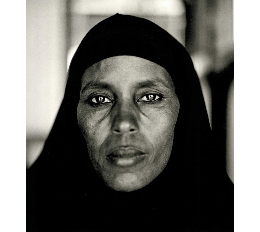 Abshiro Aden Mohammed portrait by Fazal Sheikh