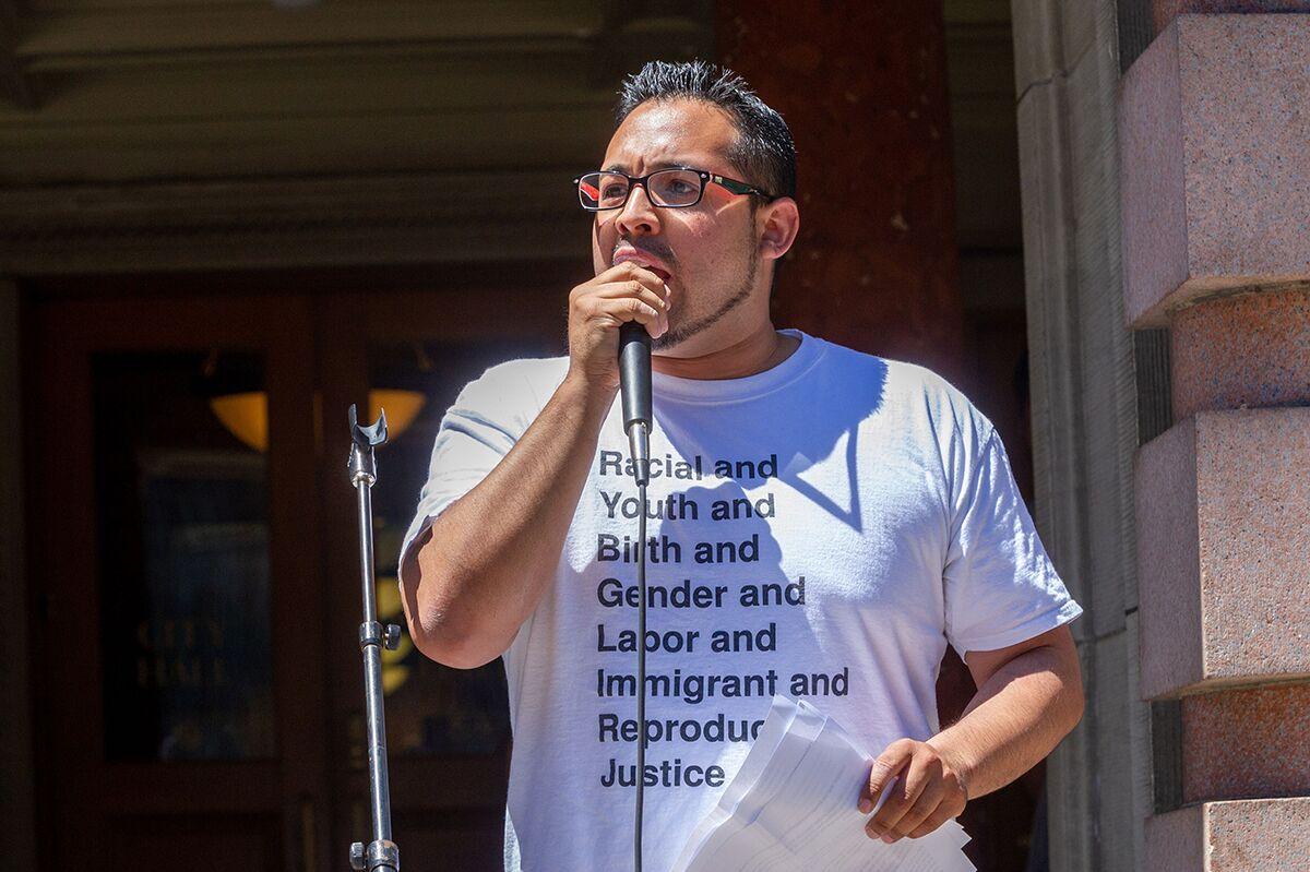 Oregon Rep. Diego Hernandez (D-East Portland)