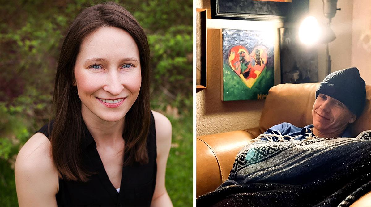 Meghan Novisky and Cody Connel portraits