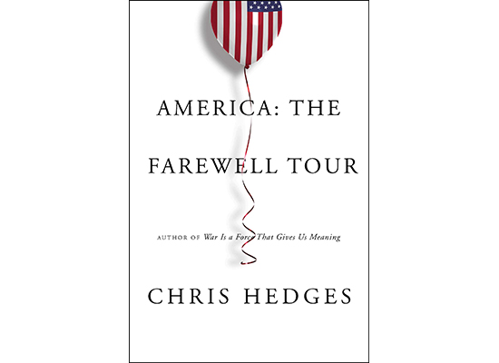 'America: The Farewell Tour'