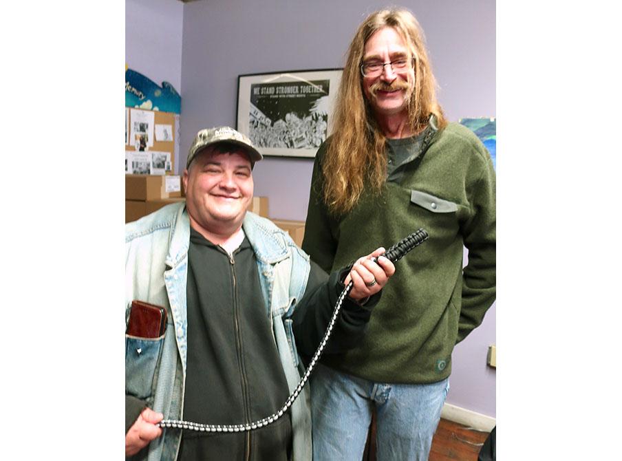 Pops and Richard Golden