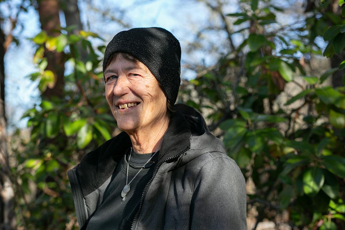 Portrait of Judy Ostroski