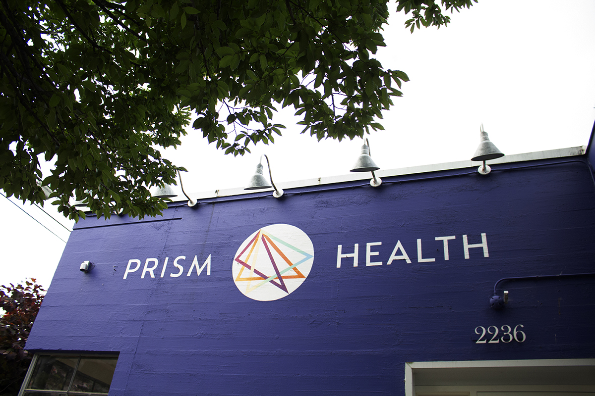 Exterior of Prism Health
