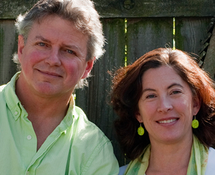 Richard Wilhelm and Sue Arbuthnot