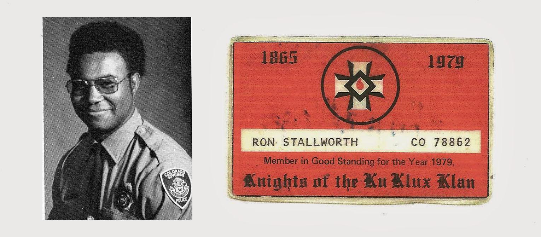 Ron Stallworth