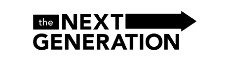 Series logo for The Next Generation