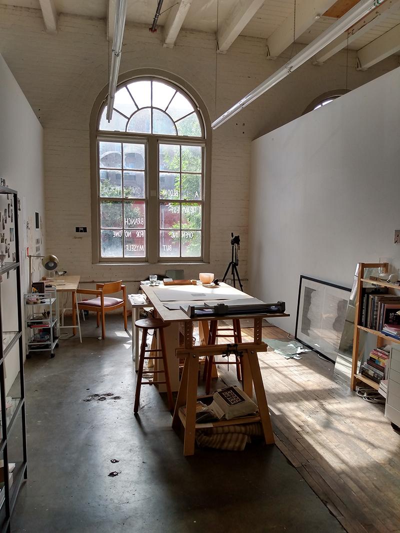 Yale Union Laundry Building art space