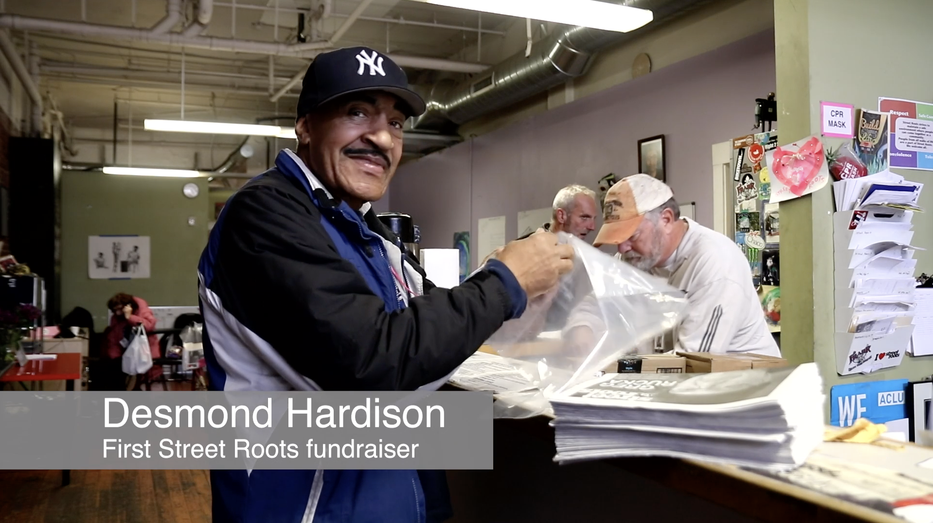 Desmond Hardison